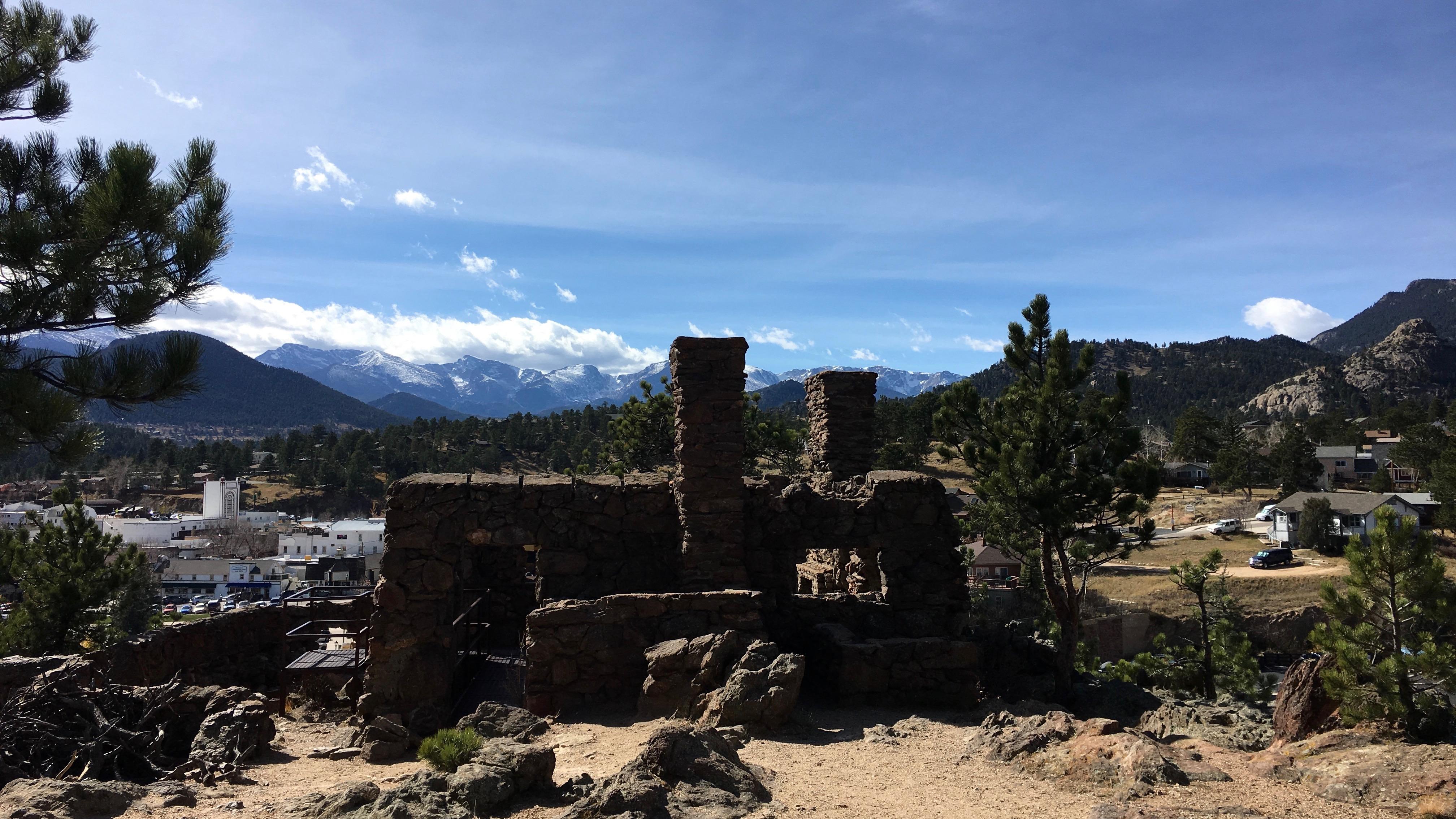 Historic Estes Park Tour