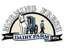 Morning Fresh Dairy Logo