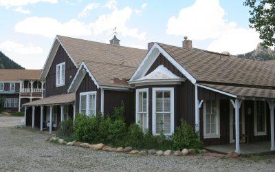 The Elkhorn Lodge in Estes Park