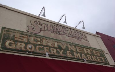 Ghost Signs Remain in Many A Colorado Town
